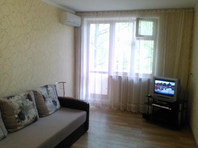 Квартира. Сдается 1-к квартира в Севастополе №3456 (Крым) посуточно, цены и отзывы